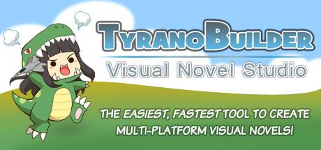 TyranoBuilder Visual Novel Studio sur PC
