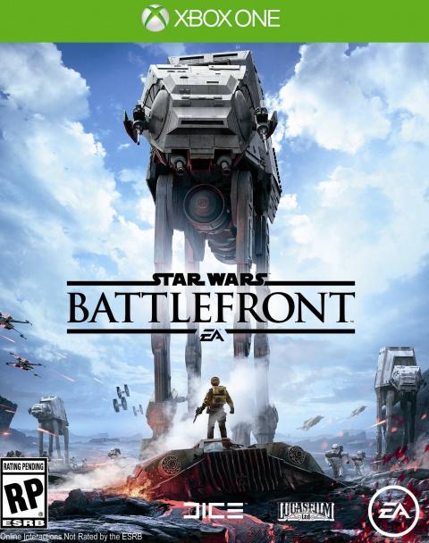 Star Wars : Battlefront sur ONE