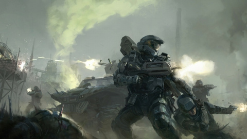 Halo : The Master Chief Collection - Les cartes Forge de Halo 3, 4 et Reach sont de retour