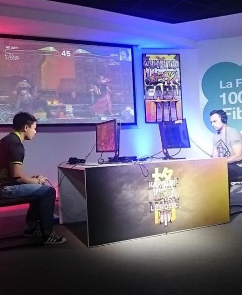 Ultra Street Fighter IV : Reprise de la KAKUTOP à 17 heures