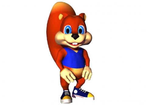 À la recherche de... Conker 64, quand l'écureuil de Rare n'avait pas encore la gueule de bois
