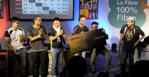 Ultra Street Fighter IV : Valmaster remporte la KAKUTOP