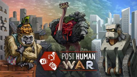 Post Human War sur PC