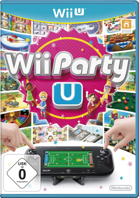 Wii Party U sur WiiU