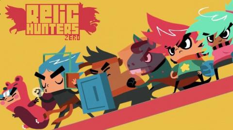 Relic Hunters Zero sur PC