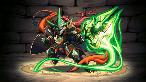 Jaquette de Puzzle & Dragons - La source du Puzzle-RPG