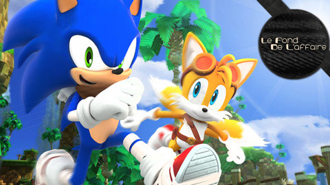 Le Fond de l'Affaire - Les Easter eggs de Sonic