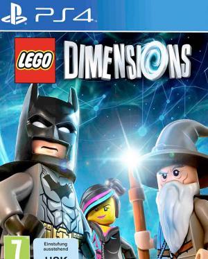 Lego Dimensions sur PS4