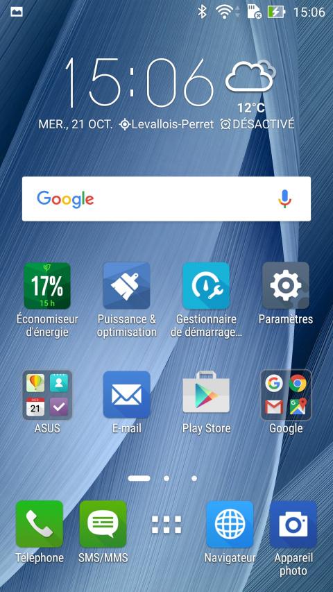 Asus ZenFone 2, nos impressions : De la puissance, malheureusement mal exploitée