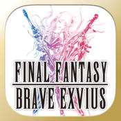 Final Fantasy : Brave Exvius sur iOS