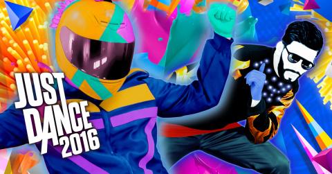 Jaquette de Just Dance 2016 permet le mélange entre manette et smartphone