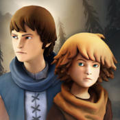 Brothers : A Tale of Two Sons sur iOS