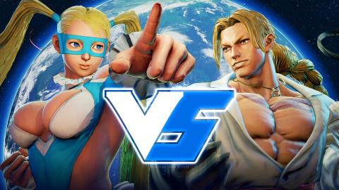 Street Fighter 5 : Seulement 100.000 copies écoulées en 6 mois