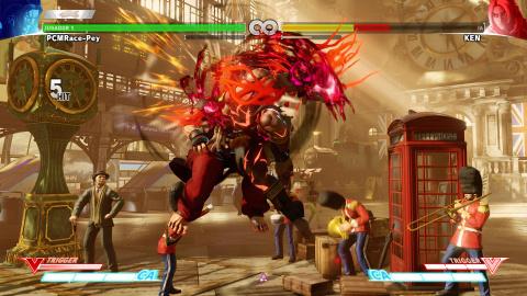 Quel avenir pour Street Fighter V ?