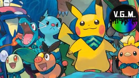 VGM : le temps dans Pokémon Donjon Mystère