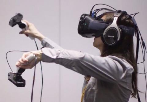 HTC Vive : Les Dev Kit arriveraient le 8 décembre 2015
