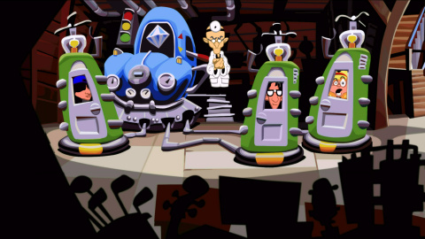 Day of the Tentacle : premières images du remaster