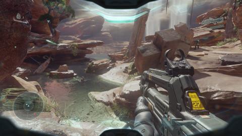 Halo 5 Guardians :  les Spartans sont de retour et ils frappent fort