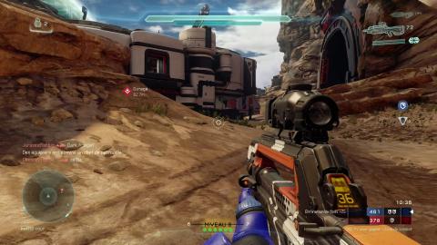 Halo 5 : Le Major John-117 frappe très fort en 2015