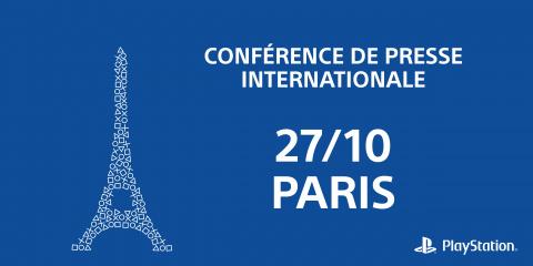 Paris Games Week : Sony promet des annonces de nouveaux jeux
