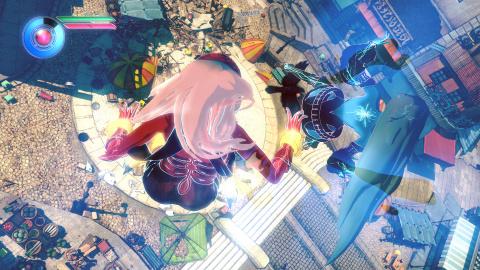 PGW : le plein d'images pour Gravity Rush 2
