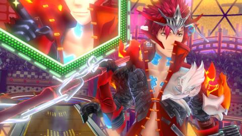 Toma illustré dans Shin Megami Tensei X Fire Emblem