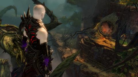 Jaquette de Guild Wars 2 : Heart of Thorns - Dans la jungle, terrible jungle