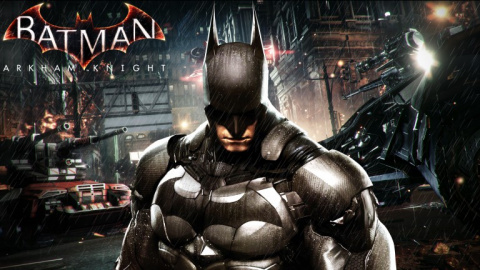 Jaquette de Batman Arkham Knight : benchmarks et guide technique de la version PC
