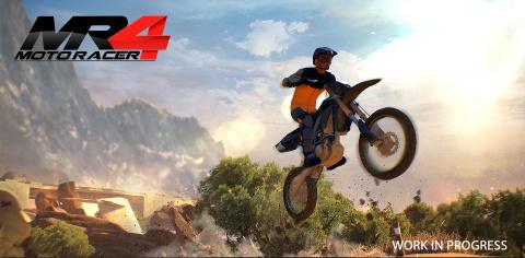Moto Racer 4 dévoile ses premiers screenshots