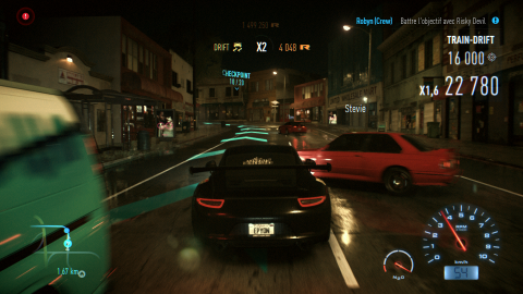 Need For Speed, les démons de minuit