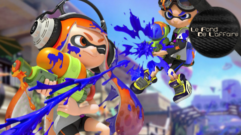 Le Fond de l'Affaire - Les secrets de Splatoon