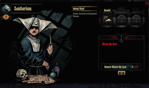 Darkest Dungeon : Fifty Shades Darkest