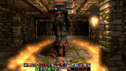 Dungeon Guardians, laissez vous emprisonner par ce Dungeon Crawler Français