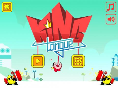 King Tongue : la révolution bananière débarque sur iOS