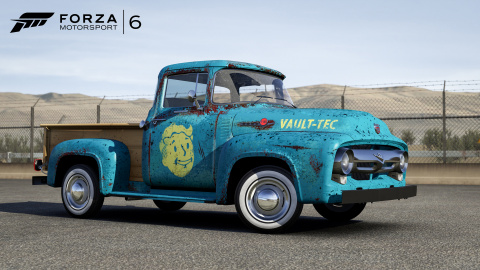 Forza Motorsport 6 : Deux véhicules Fallout 4 à venir