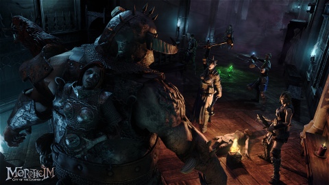 Mordheim City of the Damned : Les boss en images