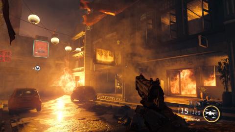Black Ops 3 : 1000 niveaux supplémentaires pour le mode multijoueur