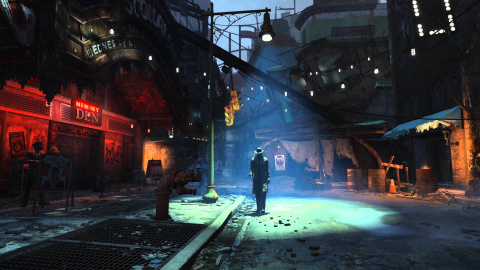 Jaquette de Fallout 4, le post-apo raisonnable