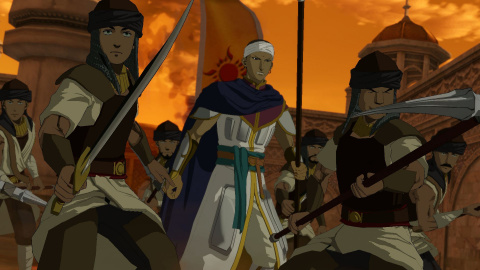 Jaquette de Arslan X The Warriors of Legend - Rassemblement de héros (2/2)