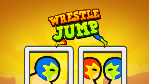Wrestle Jump sur Web