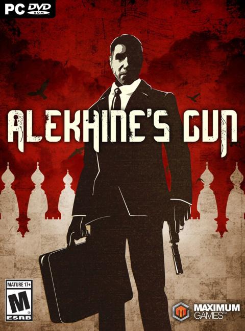 Alekhine's Gun sur PC