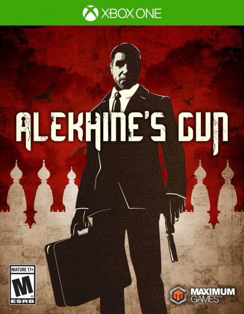 Alekhine's Gun sur ONE