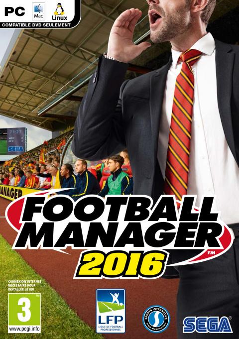 Football Manager 2016 sur Mac