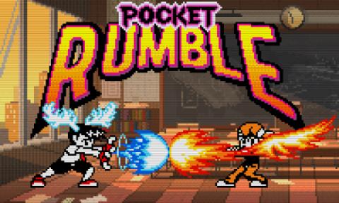 Pocket Rumble sur iOS