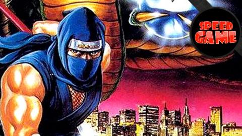 Speed Game - Un TAS sur Ninja Gaiden II