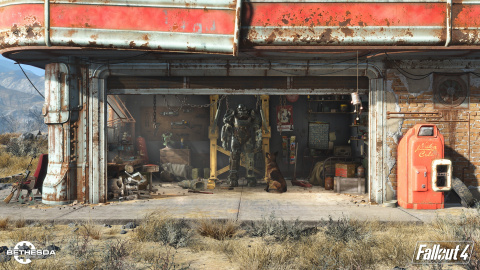 Jaquette de Fallout 4 : Benchmarks et guide technique de la version PC