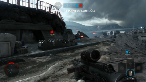 Star Wars Battlefront, la guerre sans les étoiles