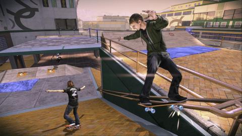Tony Hawk Pro Skater 5 : Une mise à jour du contenu en approche