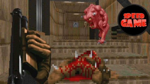 Speed Game - Doom II fini en moins de 20 minutes