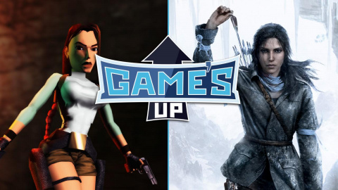 Game's Up : 19 ans d'évolution de Tomb Raider
